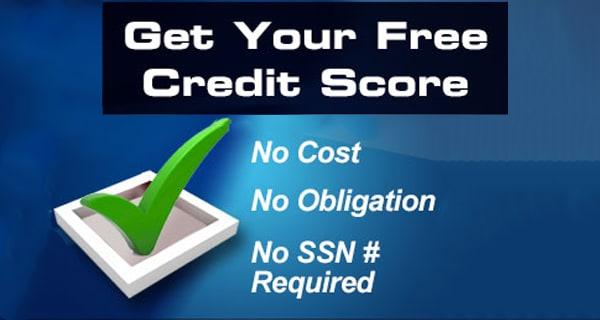 Fee Credit Score