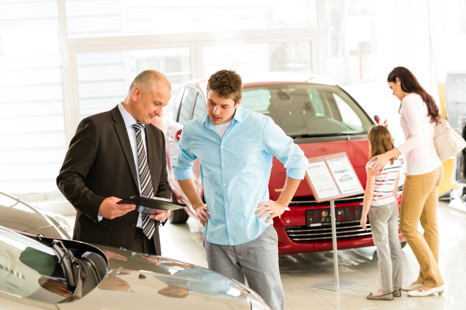 Auto Loans with Good Credit in Capitol Heights