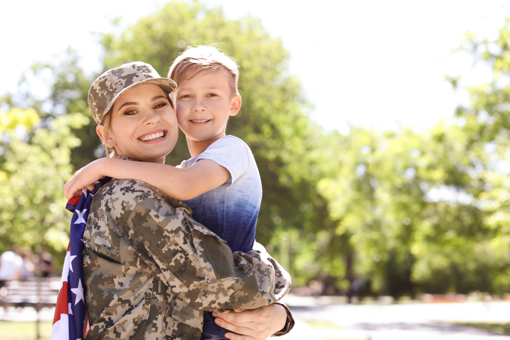 Honoring Our Vets with Military Auto Loans in Clinton