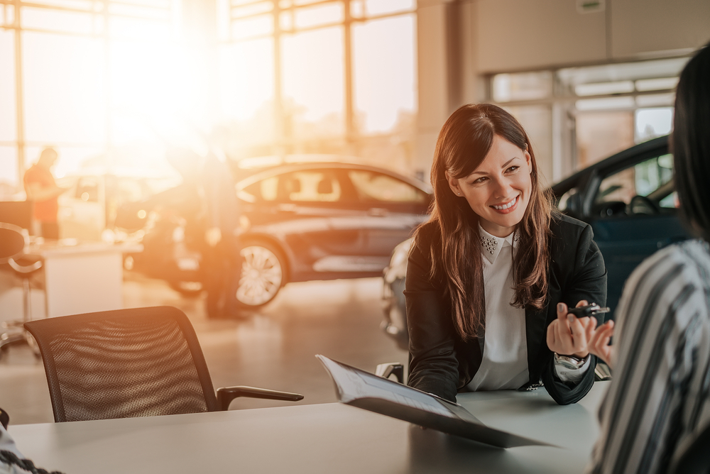 Enjoying the Benefits of Buying a Used Car from a Dealership